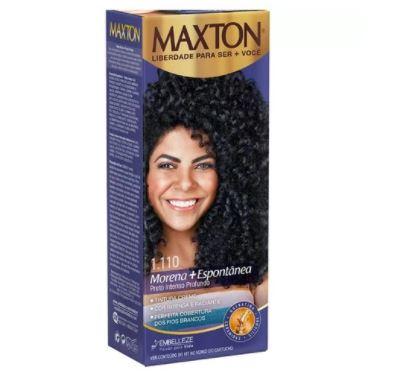 TINTURA MAXTON OX PF 1110 PRETO INTENSO