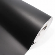 Adesivo Alltak Color Preto Fosco 1,00m x 1,00m