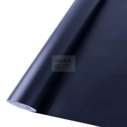 Adesivo Alltak Satin Fosco Preto 1,38m x 1,00m
