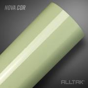 Adesivo Alltak Ultra Gloss Lizard Green 1,38m x 1,00m