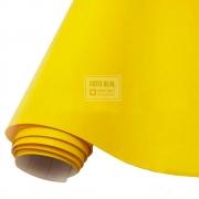 Adesivo Colormax Fosco Amarelo Canário 1,00m x 1,00m