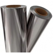 Adesivo Foil Prata 0,30 x 1,00m