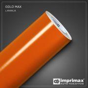Adesivo Gold Max Laranja 1,22m x 1,00m
