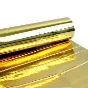 Adesivo Gold Metallic Liso Ouro 1,06m x 1,00m