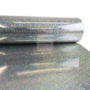 Adesivo Holográfico Confete 0,50m x 1,00m