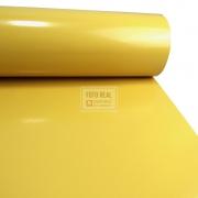 Adesivo Silver Max Brilho Amarelo Gengibre 1,22 x 1,00m