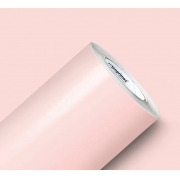 Adesivo Silver Max Brilho Rosa Ternura 1,22 x 1,00m