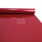 Adesivo Silver Max Brilho Vermelho Granada 1,22 x 1,00m