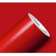 Adesivo Silver Max Brilho Vermelho Vivo 1,22 x 1,00m