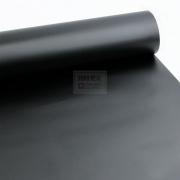 Adesivo Silver Max Fosco Preto 1,22 x 1,00m