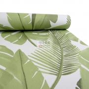 Papel de Parede Atemporal Verde Folhagens 3702 0,52 x 10,00m