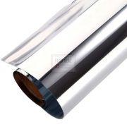 Película para Vidro Espelhado Prata G20 1,52m x 1,00m