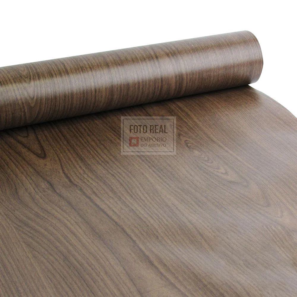 Adesivo Alltak Decor Wood Capuccino 1,22m x 1,00m