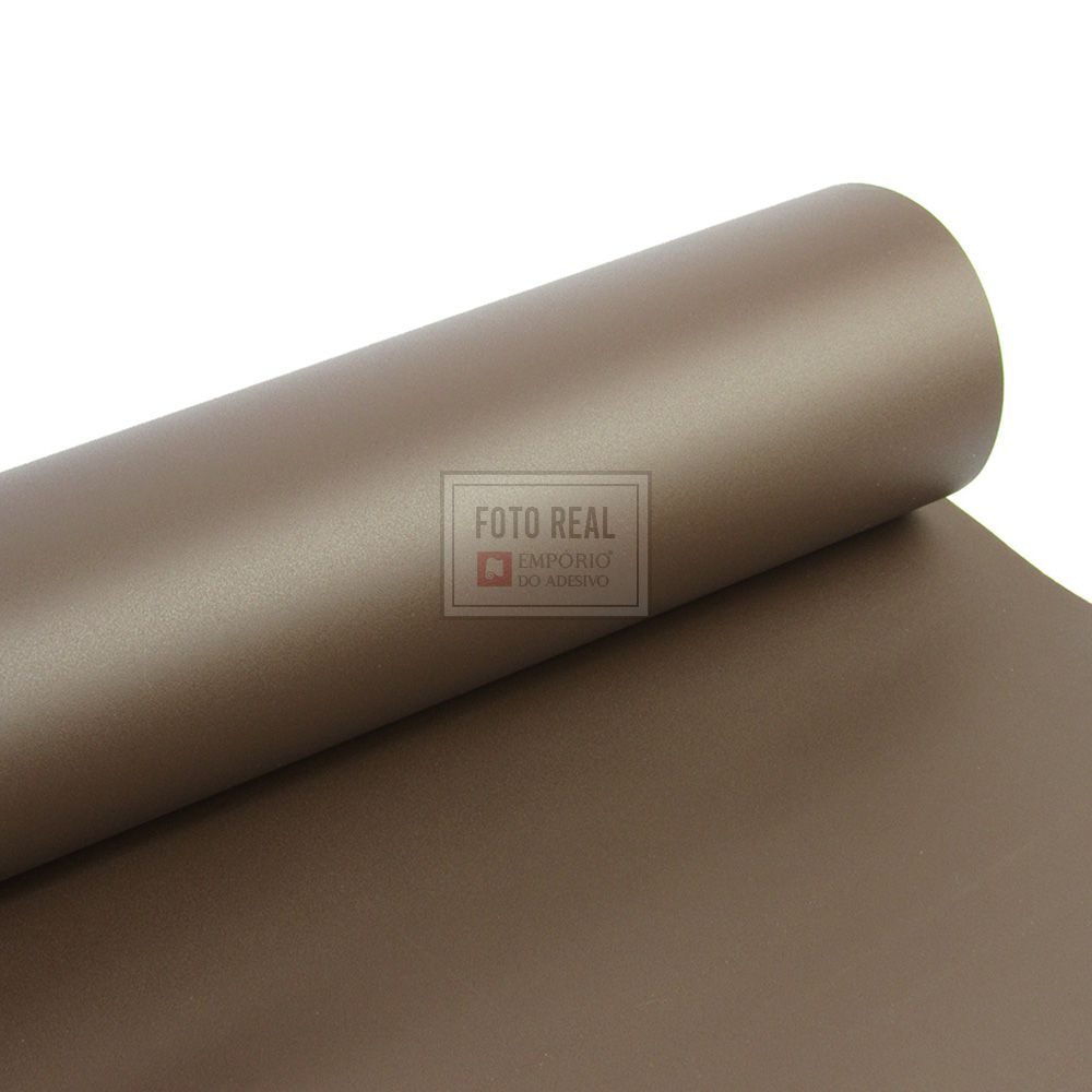 Adesivo Alltak Jateado Brown Metallic 1,38m x 1,00m