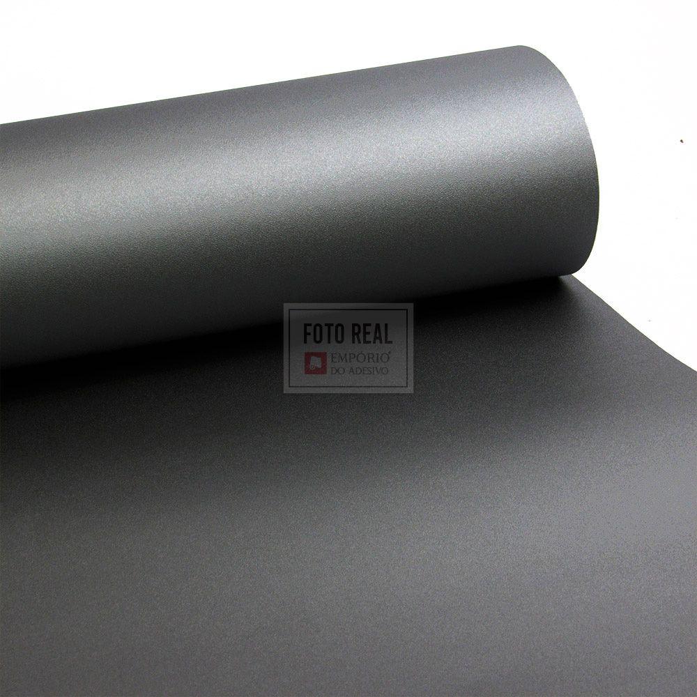 Adesivo Alltak Jateado Gray Metallic 1,38m x 1,00m