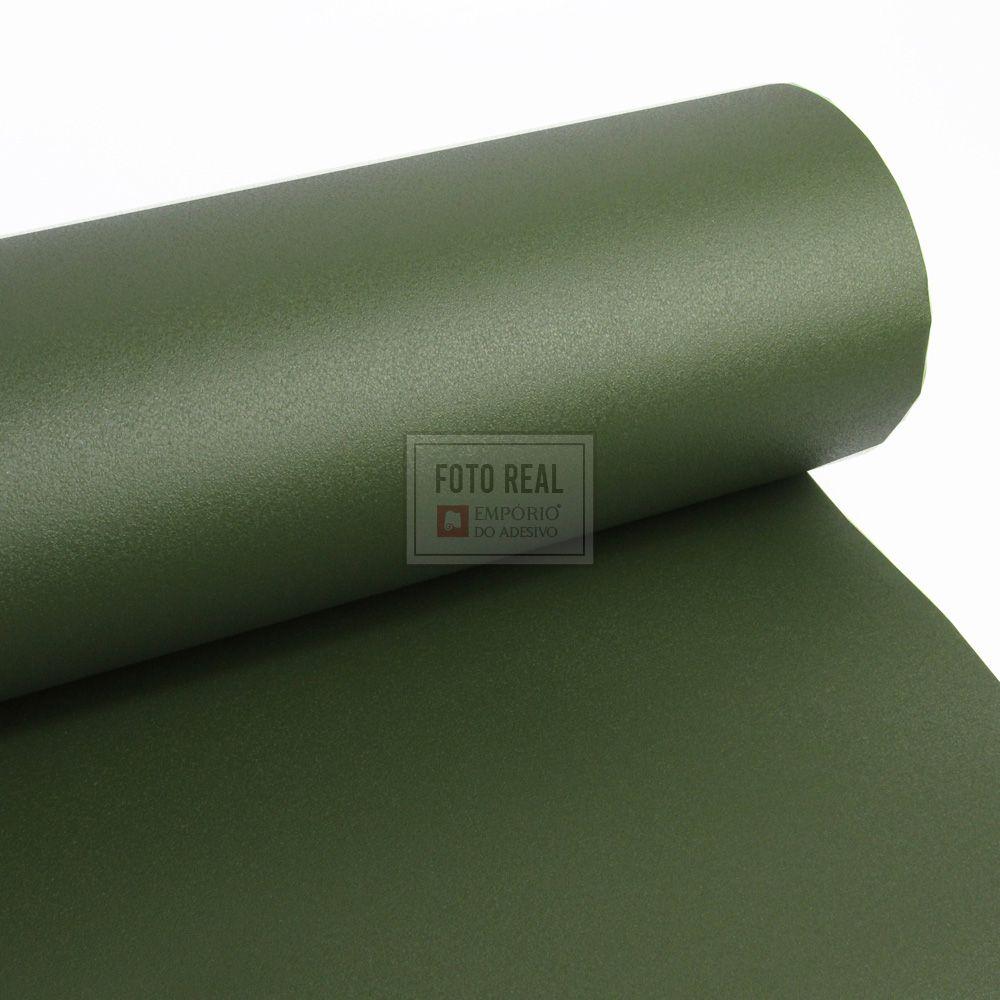 Adesivo Alltak Jateado Verde Militar 1,38m x 1,00m