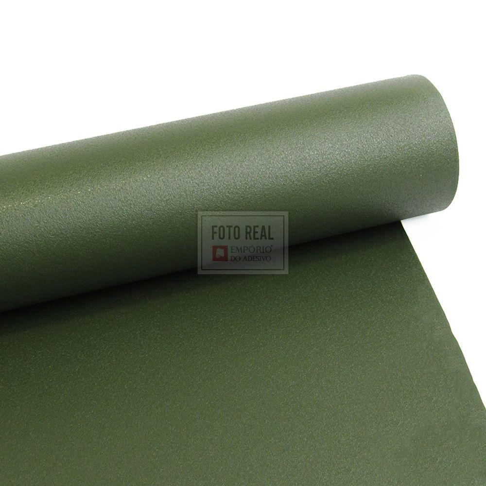 Adesivo Alltak Krusher Verde Militar 1,38m x 1,00m