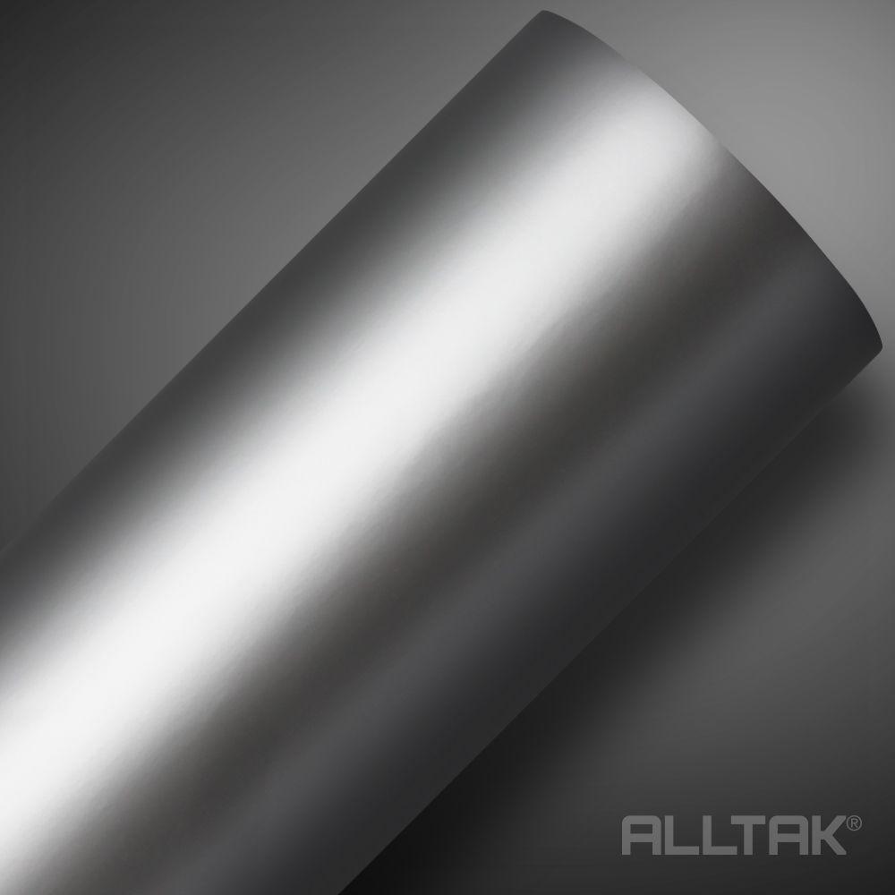 Adesivo Alltak Satin Fosco Prata 1,38m x 1,00m