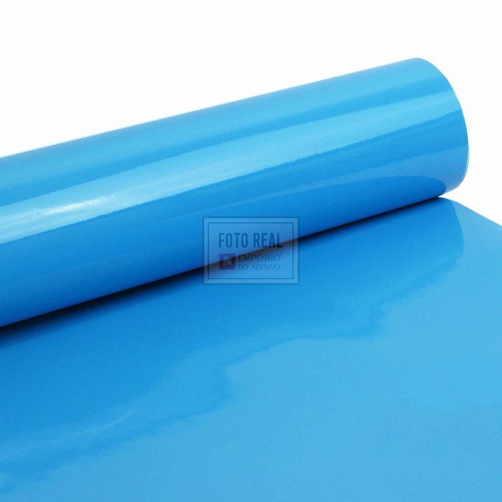 Adesivo Alltak Ultra Gloss Baby Blue 1,38m x 1,00m