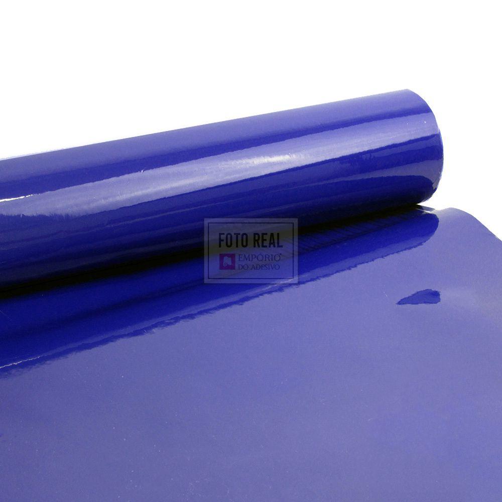Adesivo Alltak Ultra Gloss Dark Blue 1,38m x 1,00m