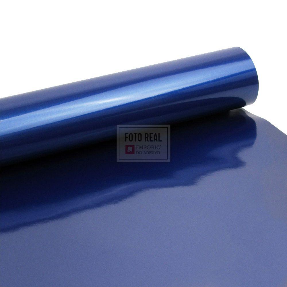 Adesivo Alltak Ultra Gloss Deep Blue Metal 1,38m x 1,00m