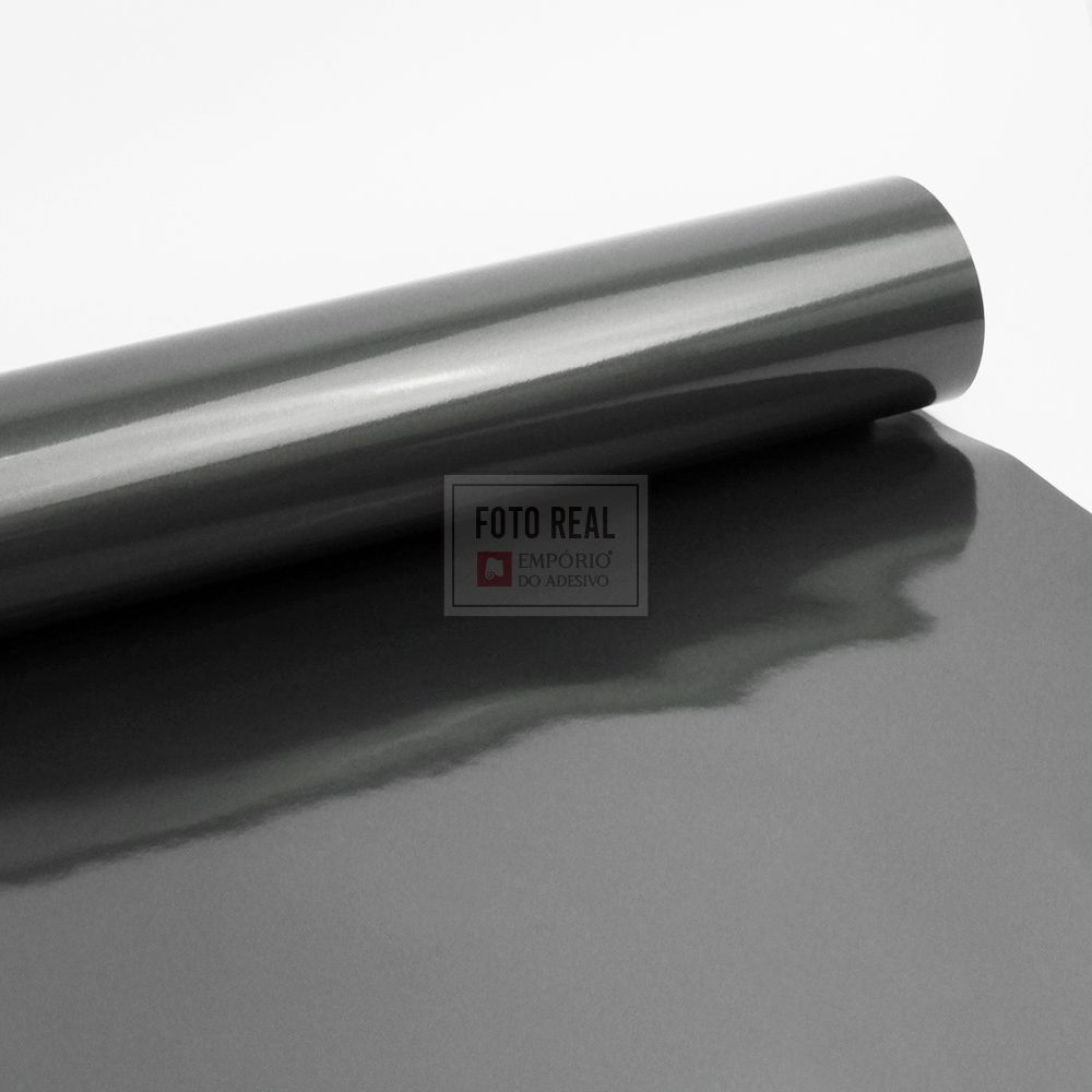 Adesivo Alltak Ultra Gloss Graphite Metali 1,38m x 1,00m