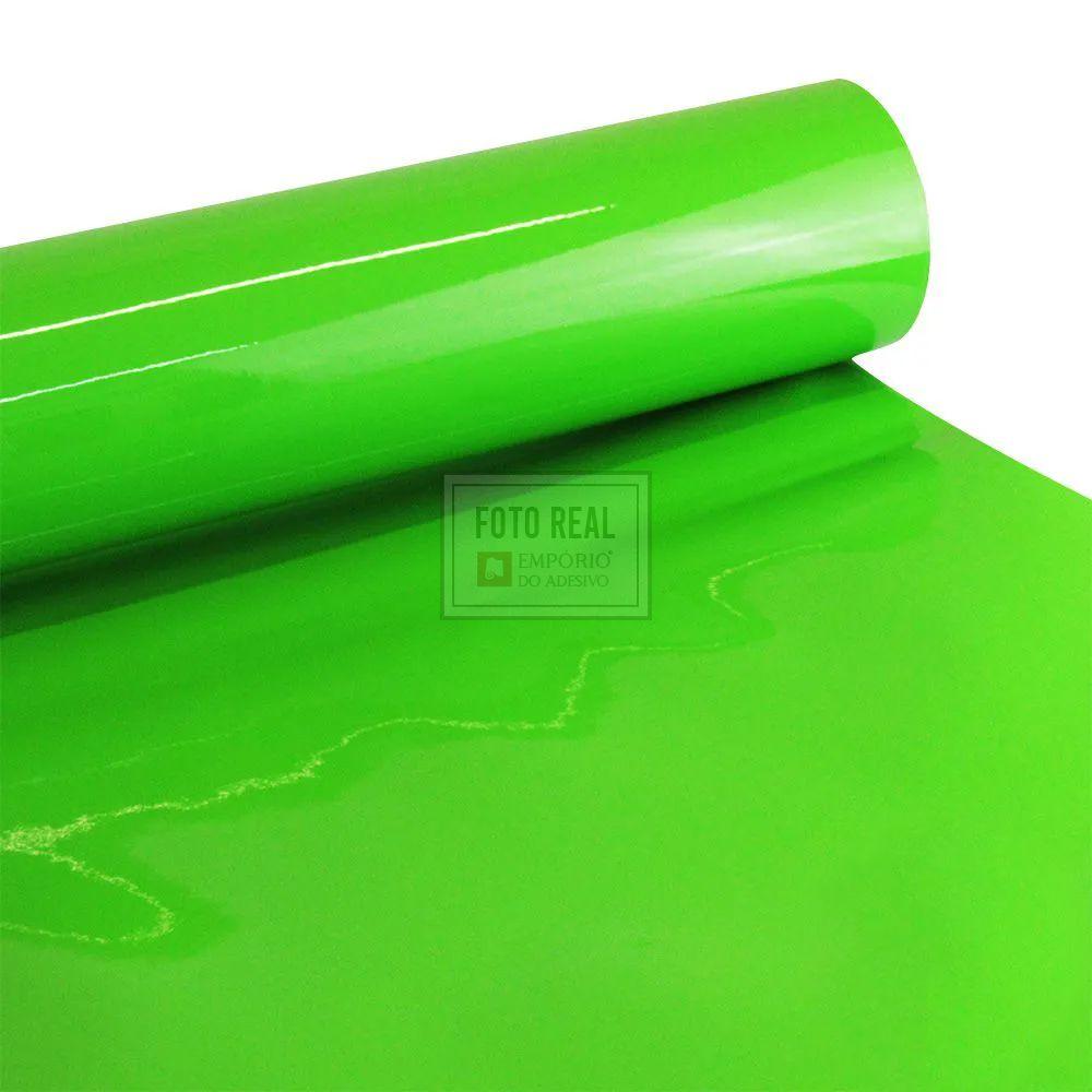 Adesivo Alltak Ultra Gloss Kambo Green 1,38m x 1,00m
