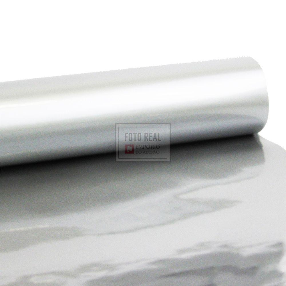 Adesivo Alltak Ultra Gloss Light Silver 1,38m x 1,00m