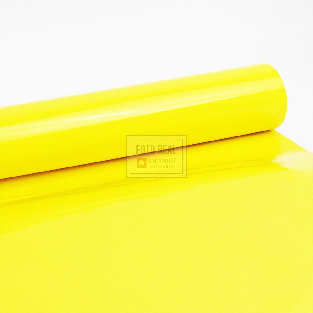 Adesivo Alltak Ultra Gloss Lime Yellow 1,38m x 1,00m