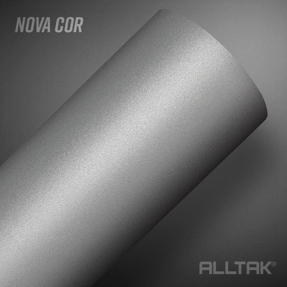 Adesivo Alltak Ultra Gloss Nardo Gray 1,38m x 1,00m