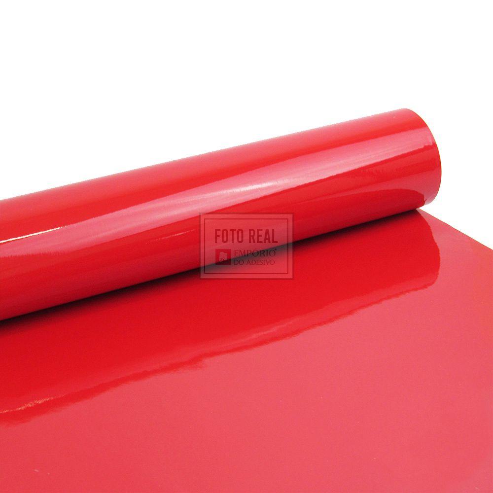 Adesivo Alltak Ultra Gloss Spicy Red 1,38m x 1,00m