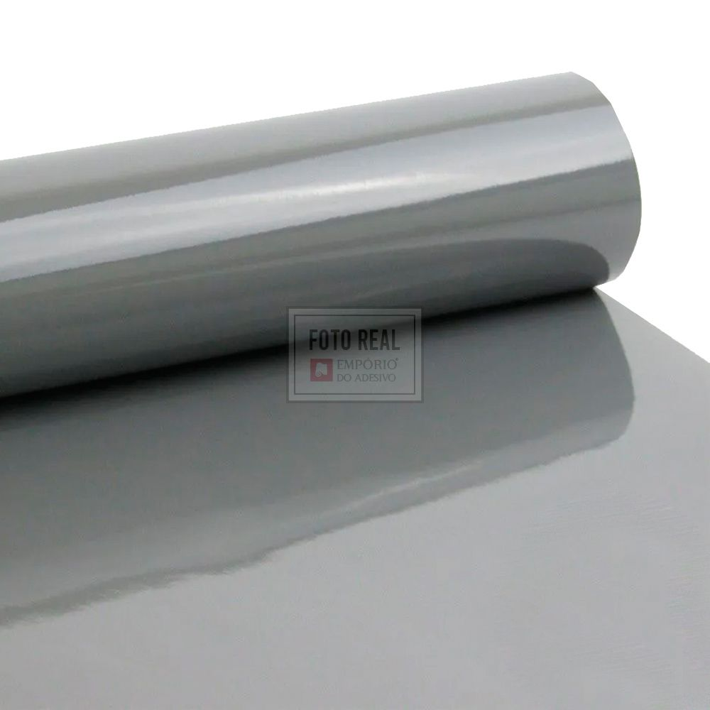 Adesivo Alltak Ultra Gloss Storm Grey 1,38m x 1,00m