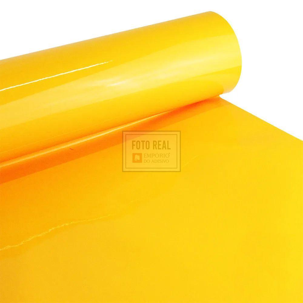 Adesivo Alltak Ultra Gloss Summer Yellow 1,38m x 1,00m