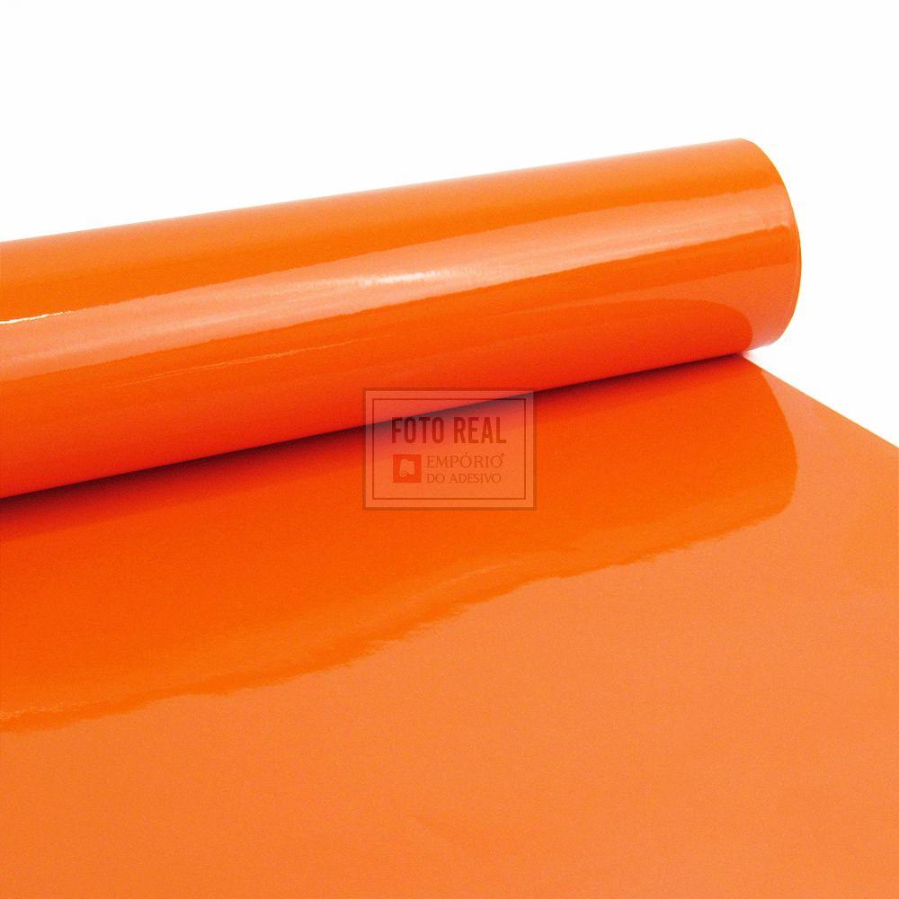 Adesivo Alltak Ultra Gloss Sunrise Tangerin 1,38 x 1,00m