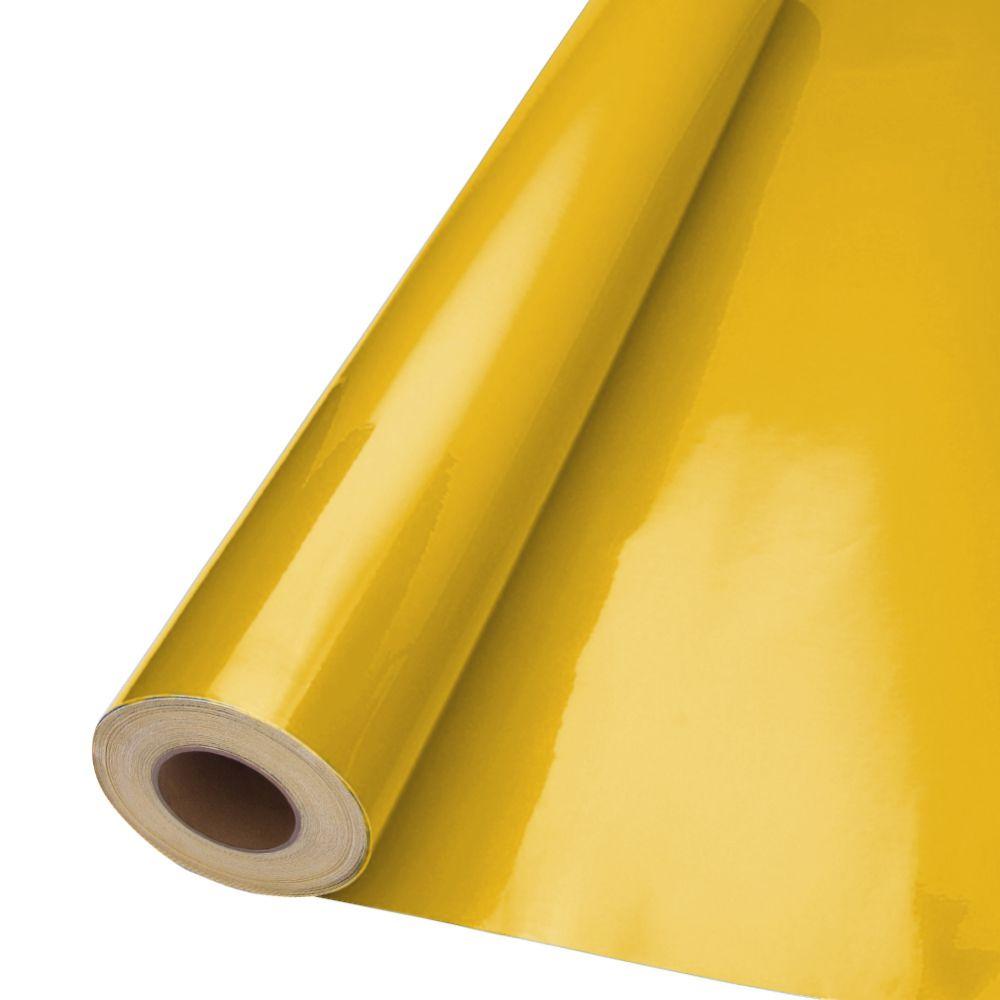 Adesivo Avery 500 504 Primrose Yellow 1,23m x 1,00m