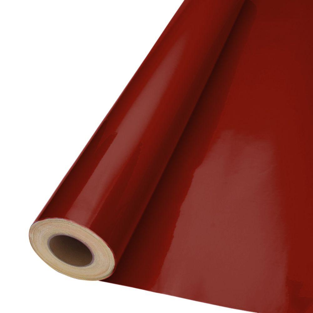 Adesivo Avery 500 515 Dark Red 1,23m x 1,00m