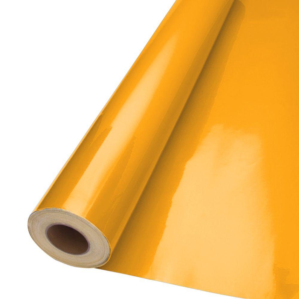 Adesivo Avery 500 516 Light Orange 1,23m x 1,00m