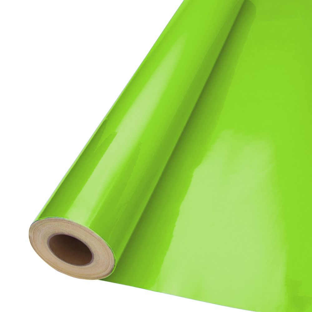 Adesivo Avery 500 517 Light Green 1,23m x 1,00m