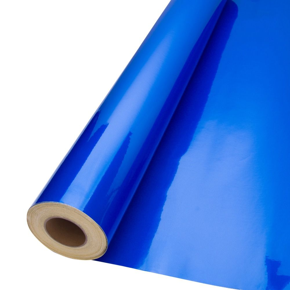 Adesivo Avery 500 521 Intense Blue 1,23m x 1,00m
