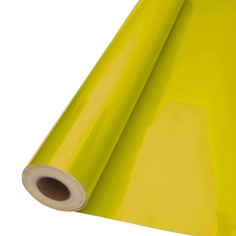Adesivo Avery 450 527 Butter Yellow 1,23m x 1,00m