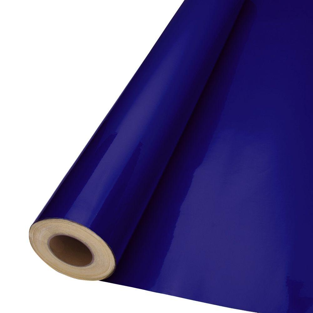 Adesivo Avery 500 528 Vivid Blue 1,23m x 1,00m