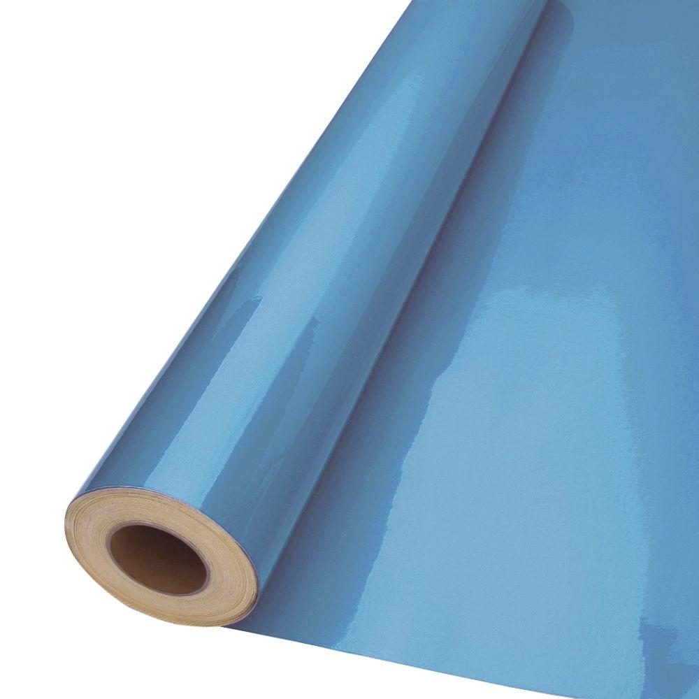 Adesivo Avery 500 537 Light Blue 1,23m x 1,00m