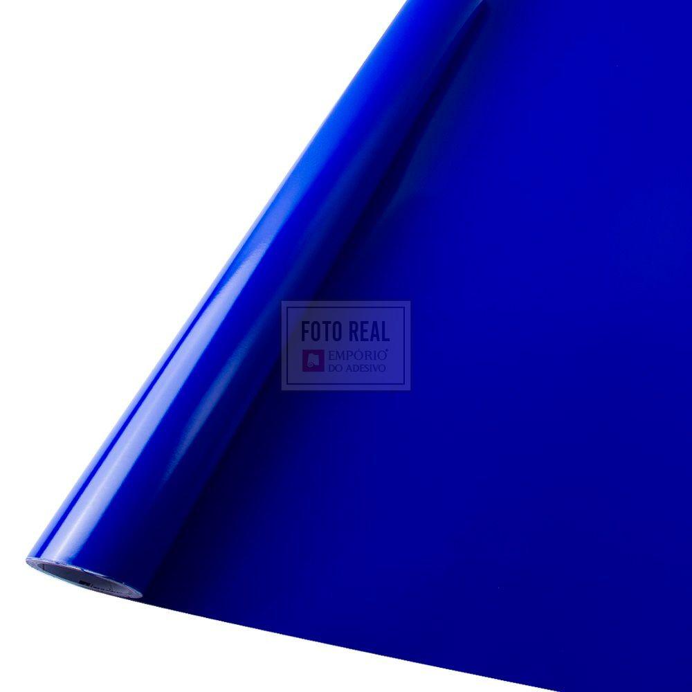 Adesivo Colormax Brilho Azul Marinho 1,00m x 1,00m