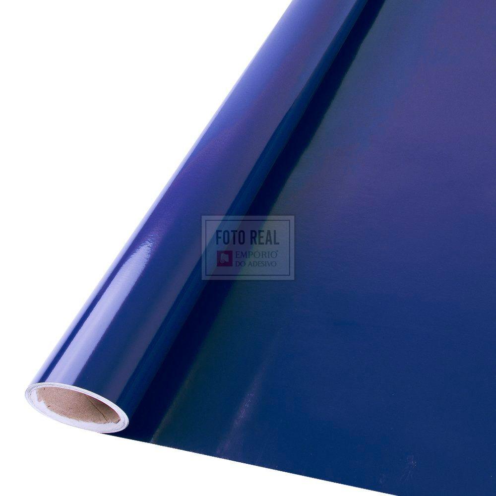 Adesivo Colormax Brilho Azul Noturno 1,00m x 1,00m