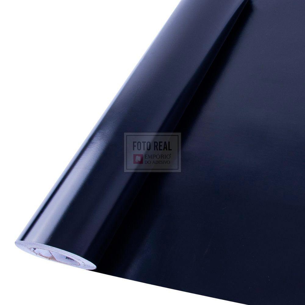 Adesivo Colormax Brilho Preto 0,50m x 1,00m