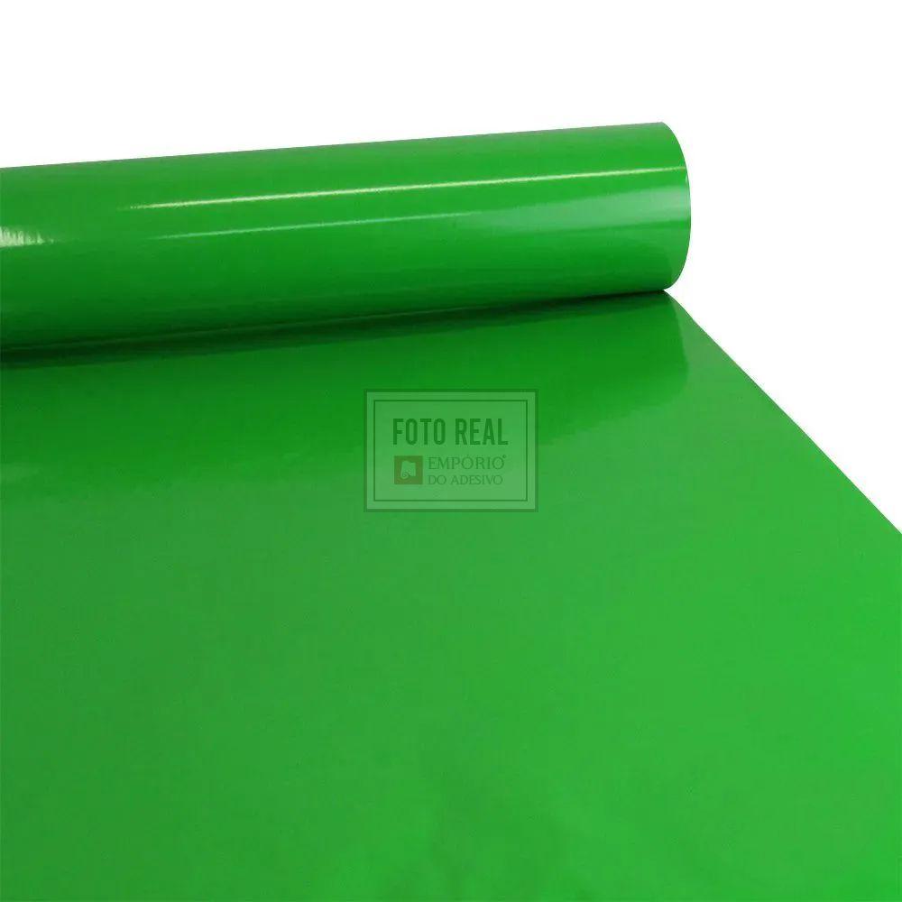 Adesivo Colormax Brilho Verde Jardim 1,00m x 1,00m