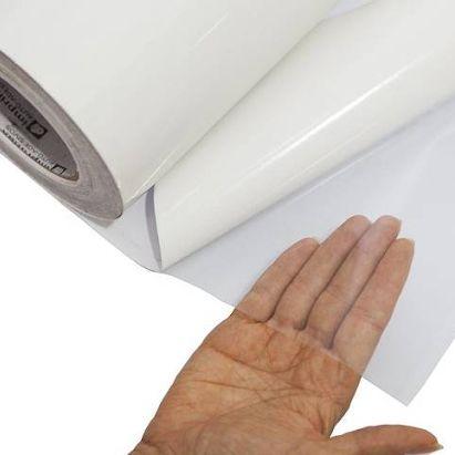 Adesivo Colormax Fosco Transparente 1,00m x 1,00m