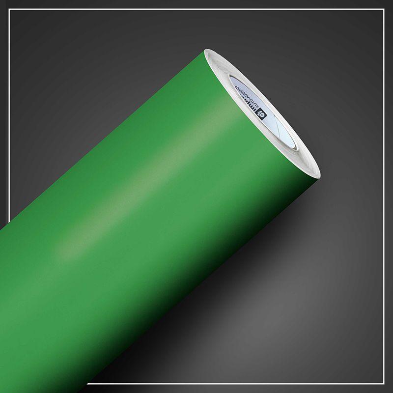 Adesivo Colormax Fosco Verde Jardim 1,00m x 1,00m
