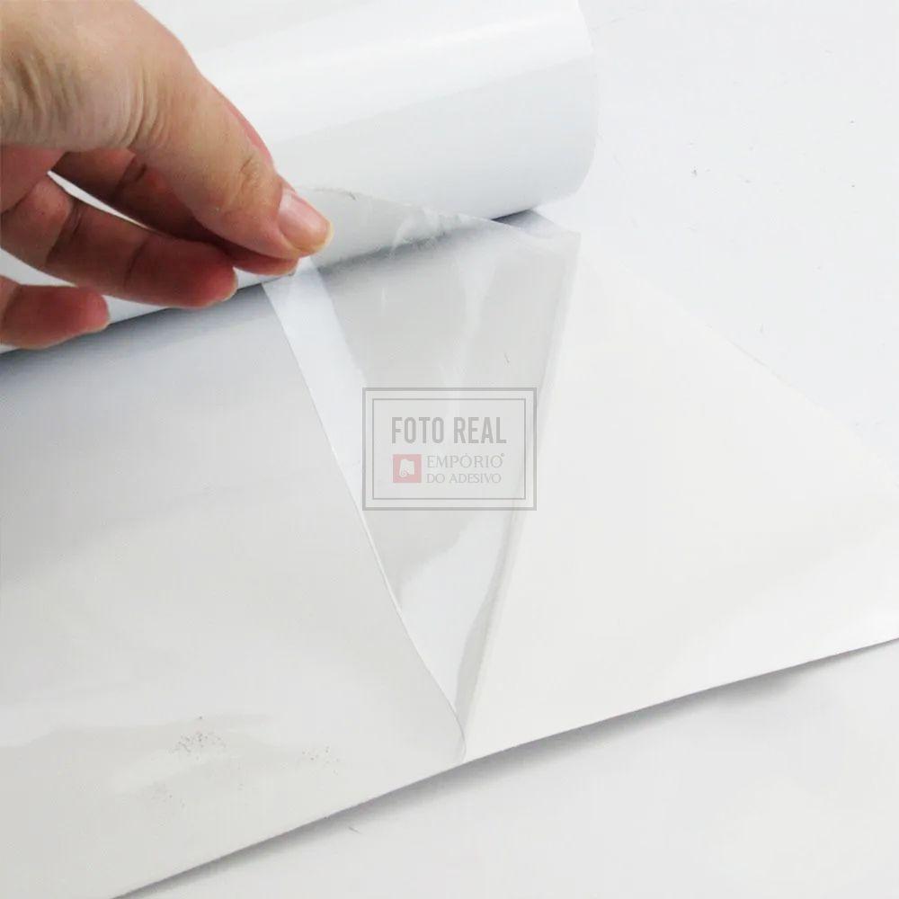 Adesivo Eletrostatico Transparente 1,00m x 1,00m