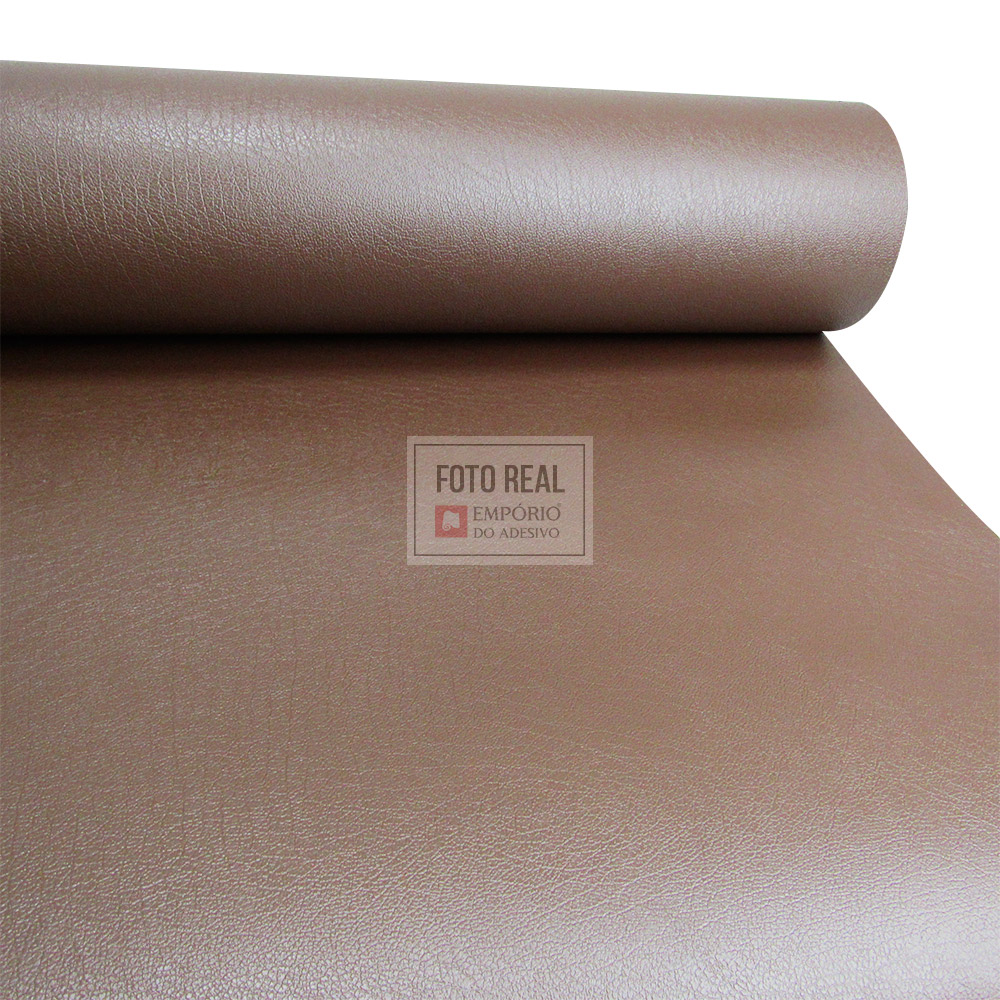 Adesivo Gold Couros Volpe Chocolate 1,22m x 1,00m